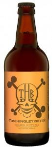 Tom Hingley's Bitter bottle